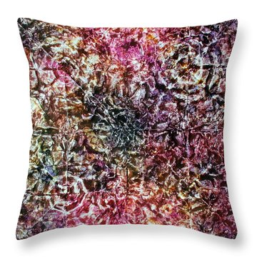 65-offspring While I Was On The Path To Perfection 65 Throw Pillow