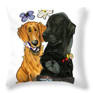 7-1396 Scallon Throw Pillow