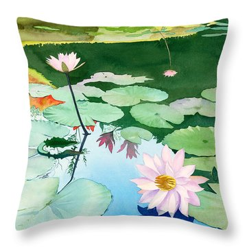 Test Throw Pillow by Test