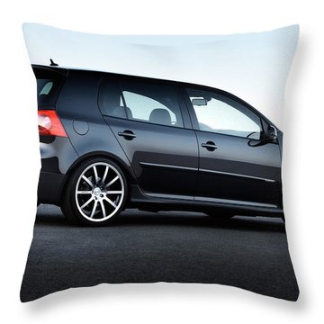 Volkswagen Throw Pillow