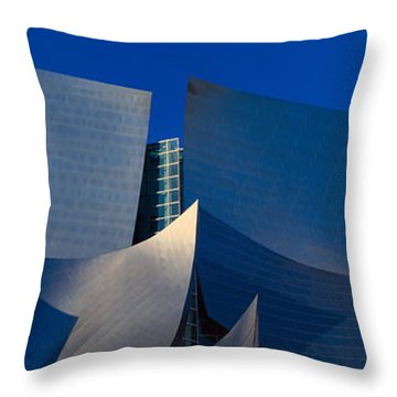 Walt Disney Concert Hall, Los Angeles Throw Pillow