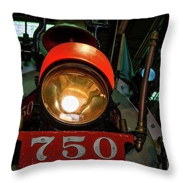 750 Throw Pillow