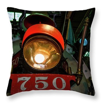 750 Throw Pillow