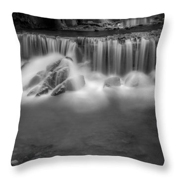 Los Termales Throw Pillow