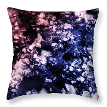 #abstract #art #abstractart Throw Pillow