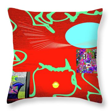 8-18-2057g Throw Pillow