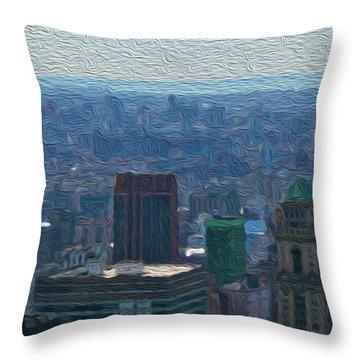 8-18-3057b Throw Pillow