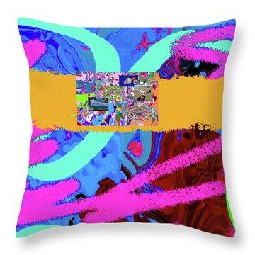8-2-2057v Throw Pillow