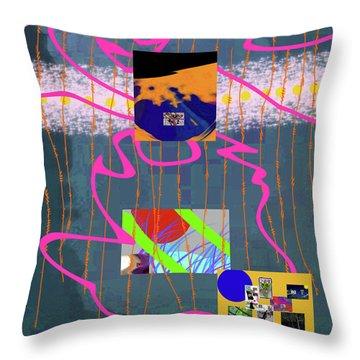 8-2-3057b Throw Pillow