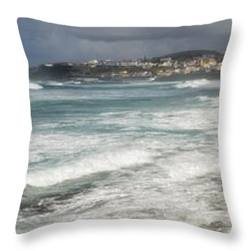 Throw Pillow featuring the photograph Landscapespanoramas by Joseph Amaral