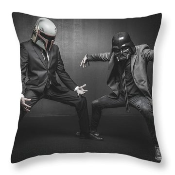 Star Wars Dressman Throw Pillow