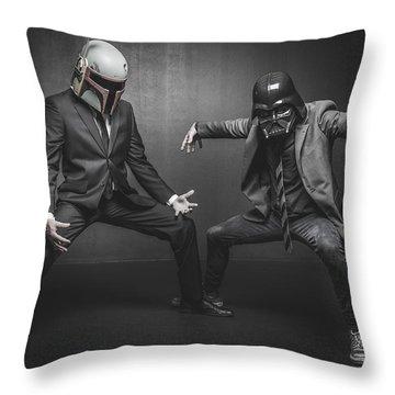 Star Wars Dressman Throw Pillow