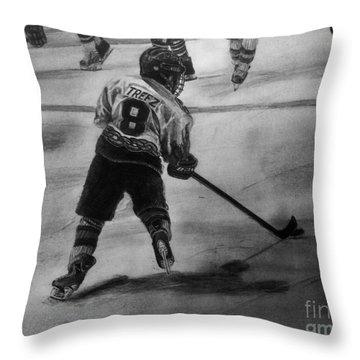 Ryan Trefz #8 Throw Pillow