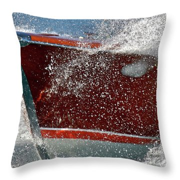 Classic Riva Throw Pillow