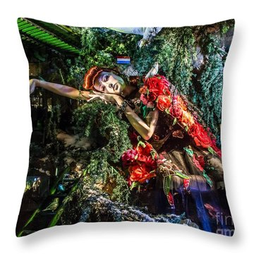 Bergdorf Goodman 2016 Throw Pillow