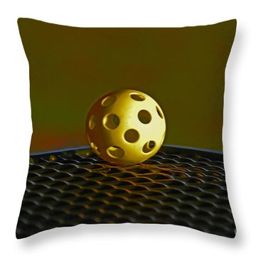 Throw Pillow featuring the photograph 9- Perspective by Joseph Keane