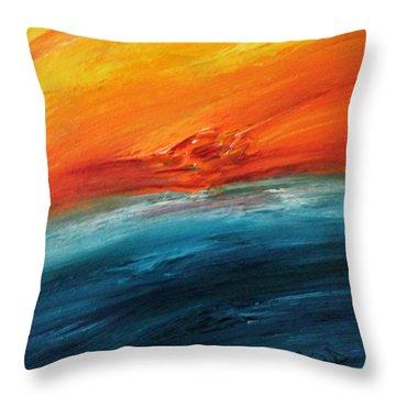 Masterpiece Collection Throw Pillow