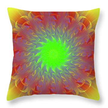 951 Throw Pillow