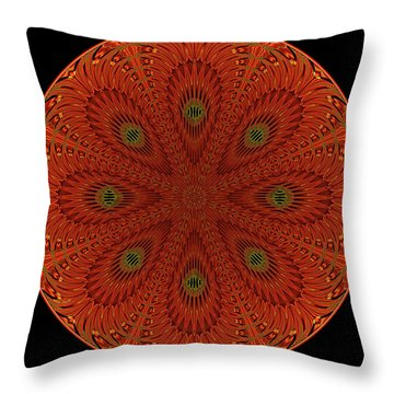 952 Throw Pillow