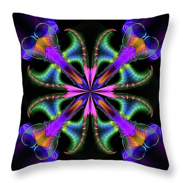 957 Throw Pillow