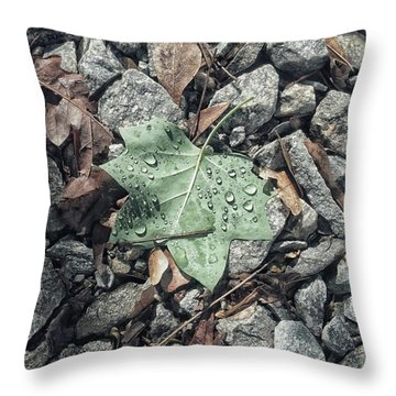 Tree Star Throw Pillow