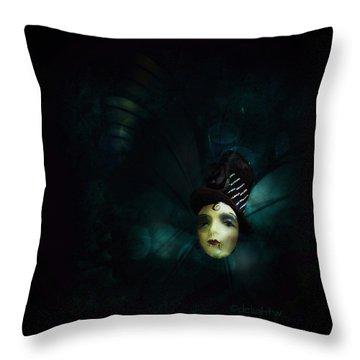 A Basement Apartment Throw Pillow