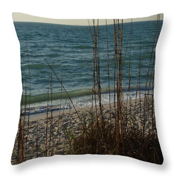 Throw Pillow featuring the photograph A Beautiful Planet by Robert Margetts