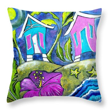 A Bit Of Whimsy Throw Pillow