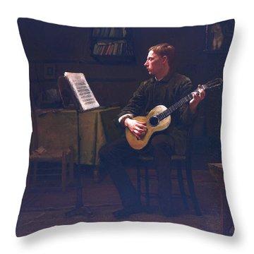 Dennis Miller Throw Pillows