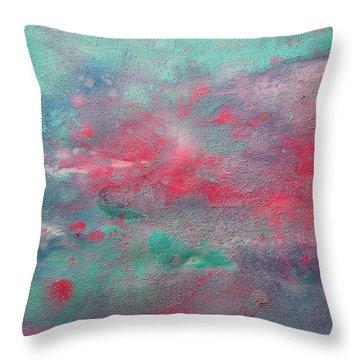 A Breeze Of Gentleness Throw Pillow