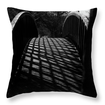 A Bridge Not Too Far Throw Pillow