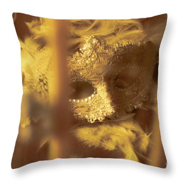 Masquerade Throw Pillows