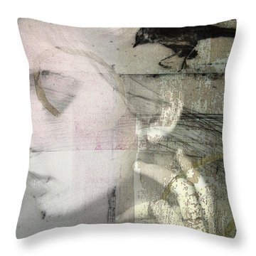 Compassion Throw Pillows