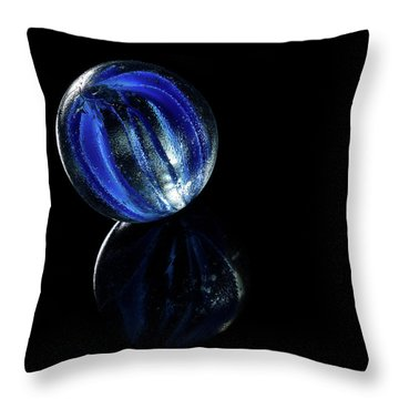 Throw Pillow featuring the photograph A Child's Universe 5 by James Sage