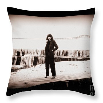 A Classic For All Time Throw Pillow