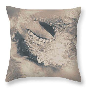 A Classical Epoch  Throw Pillow