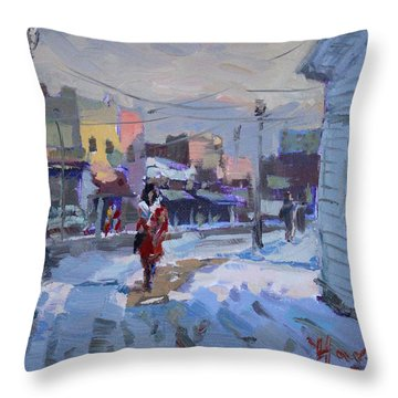 Tonawanda Throw Pillows