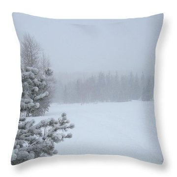 Love The Small Things In Life Throw Pillow