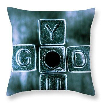 Consciousness Throw Pillows