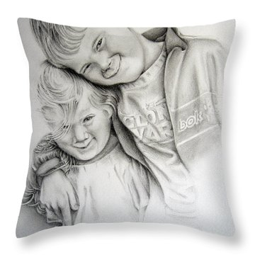 A Day To Remember  Throw Pillow