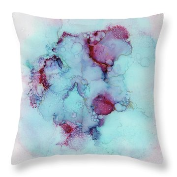A Different Sky Is Waiting Throw Pillow