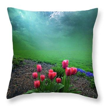 A Dream For You Throw Pillow