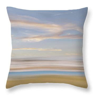 A Fair Wind Throw Pillow