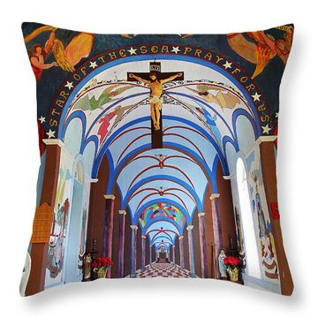 A Father's Masterpiece Throw Pillow