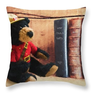 A Few Of My Favorite Things - Memories Art Throw Pillow