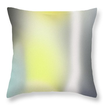 A Fleeting Glimpse 1- Art By Linda Woods Throw Pillow by Linda Woods