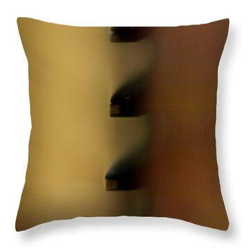 A Forks Tale Throw Pillow