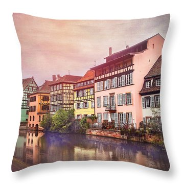 A French Toast Throw Pillow