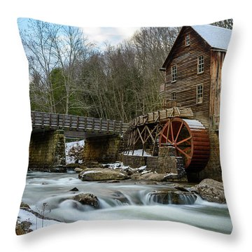 A Glimpse Of Antiquity Throw Pillow