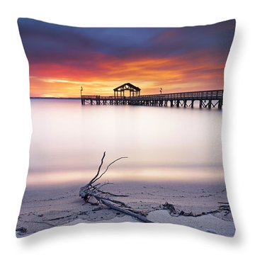 A Good Morning Throw Pillow